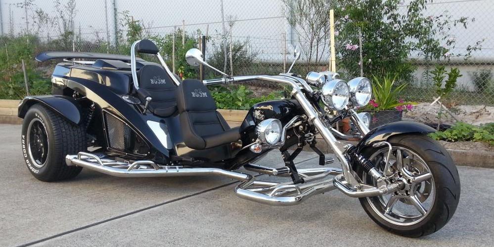 Mustang ST1 Thunderbird Black w SS Std