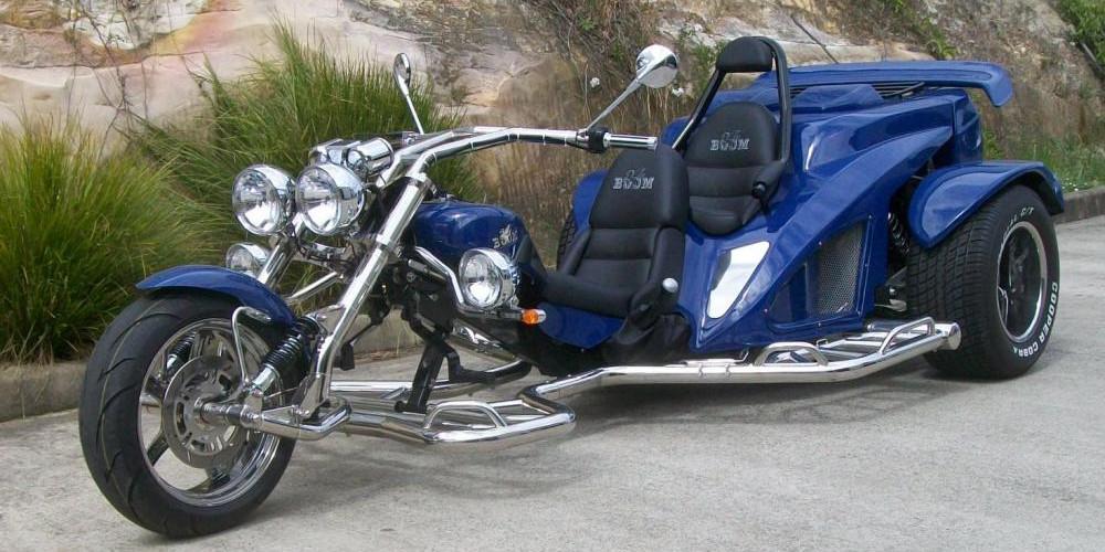 Mustang ST1 Thunderbird Blue