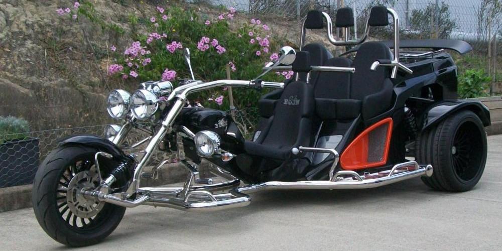 Mustang ST1 Thunderbird Family Black w SS